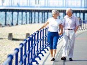 Camina 10.000 pasos diarios para no envejecer