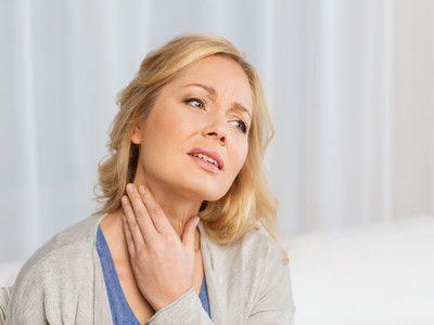 Atrofica faringitis cronica seca