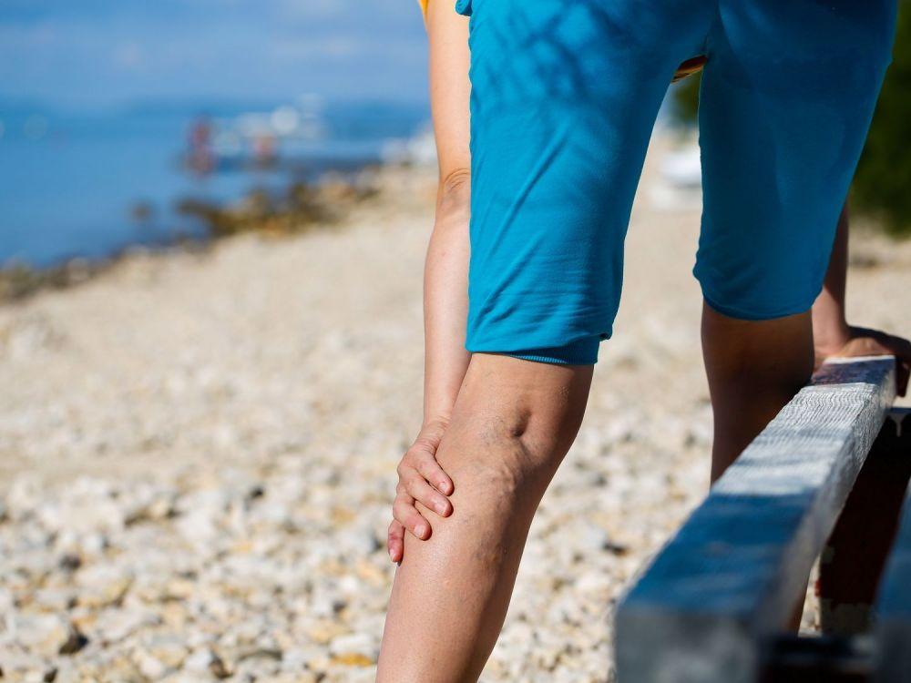El masaje de los pies a varikoze después de la operación