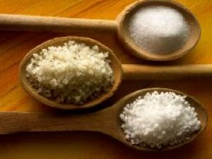 Una sal para cada enfermedad