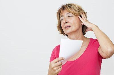 Cuándo desaparecen los sofocos de la menopausia?