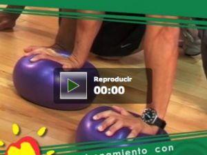 Cómo utilizar diferentes accesorios para entrenar