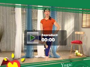 Ejercicios de yoga de equilibrio