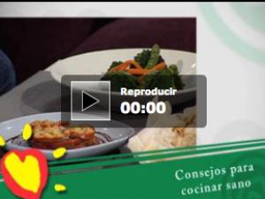 Los consejos de la Fundación Española del Corazón para cocinar sano