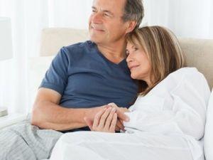 ¿Sexo a partir de los 50? Sí, gracias