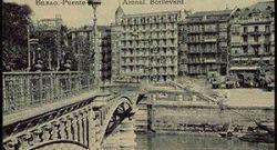 Fotos antiguas de ciudades españolas