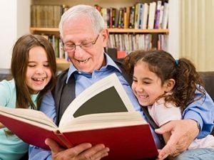 ¡Participa en los Premios Bayard Fomento de la lectura con tus nietos!