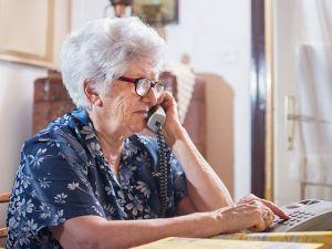 Minutos en compañía: una iniciativa para ayudar a los mayores durante el aislamiento