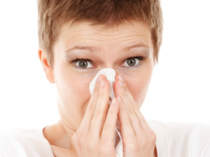 ¿Coronavirus o alergia?