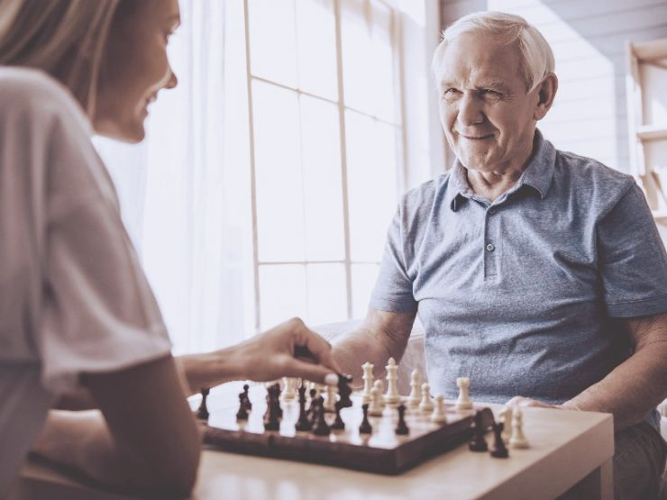 Ayudar a recordar: actividades para enfermos con alzhéimer en el domicilio