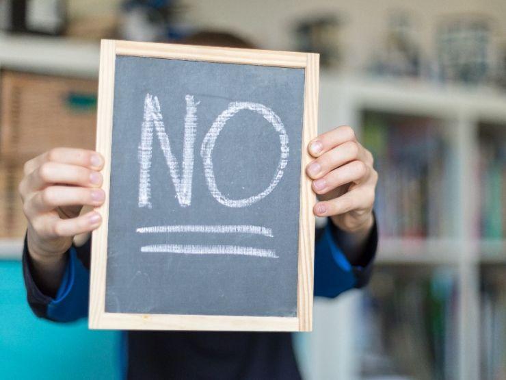"""¿Cómo aprender a decir """"no""""?"""