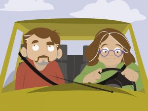 Viajar en coche durante la jubilación