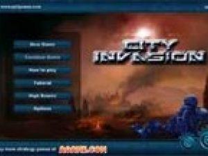 Invasión de la ciudad