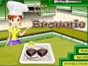 Cocina con Sara: Brownies