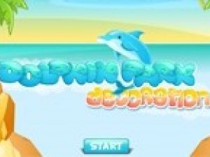 Decora el delfinario