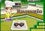 Cocina con sara brownies - Juegos de cocina con sara paella ...