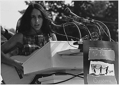 Curious joan baez virgin
