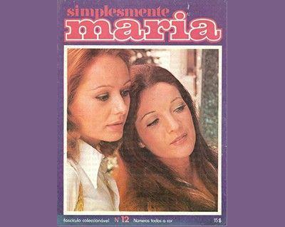 """""""Simplemente María"""""""