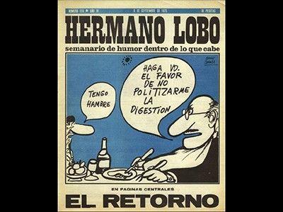 """""""Hermano Lobo"""""""