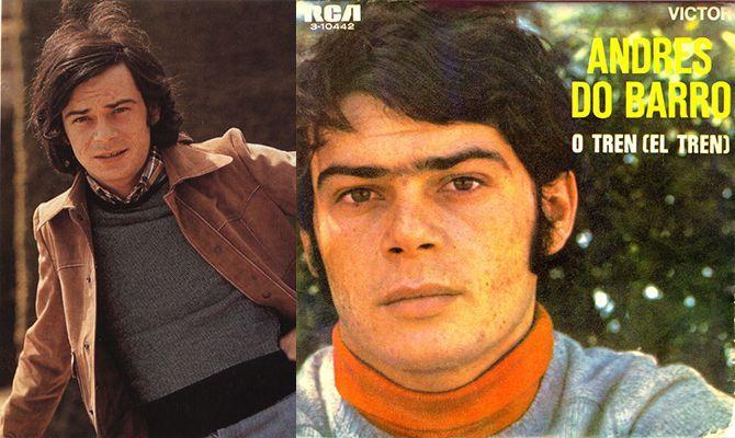 Andrés do Barro y su canción