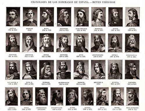 Historia de España I: De los íberos a los visigodos