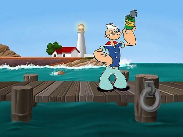 Popeye el marino soy…