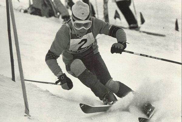 Paquito Fernández Ochoa se corona en Sapporo 72