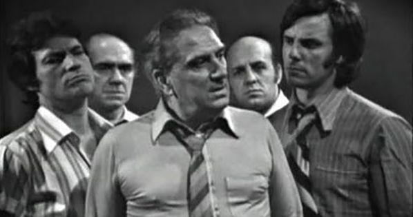 'Estudio 1' presenta: 'Doce hombres sin piedad'