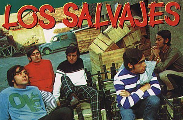 Los Salvajes, los Rolling españoles