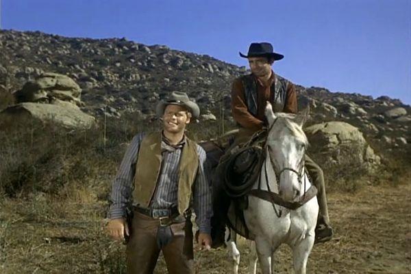 'El Virginiano', del rancho 'Shiloh', de Medicine Bow