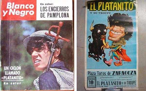 'El Platanito', 'El Cordobés de los pobres'