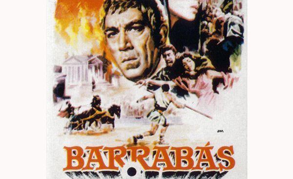 ¡Barrabás, Barrabás!