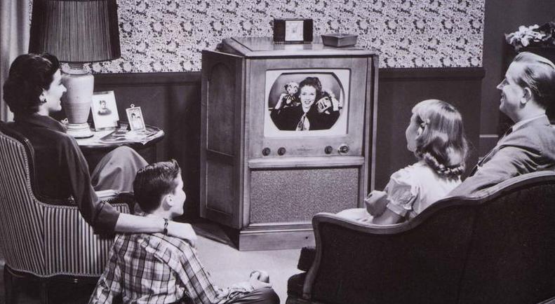 Los primeros pasos de la televisión