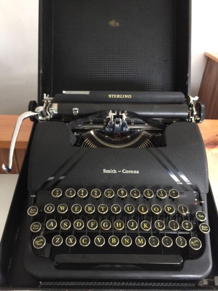 El apasionante mundo de las máquinas de escribir