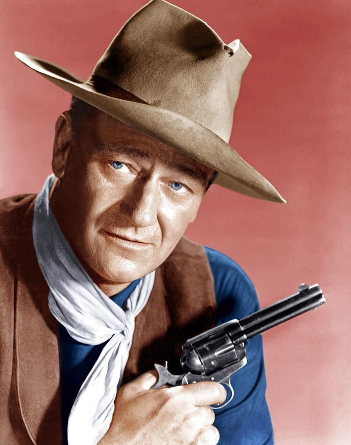 John Wayne, «The Duke»