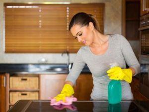 El truco de la abuela para limpiar la vitrocerámica