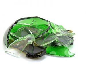 El truco de la abuela para recoger cristales rotos
