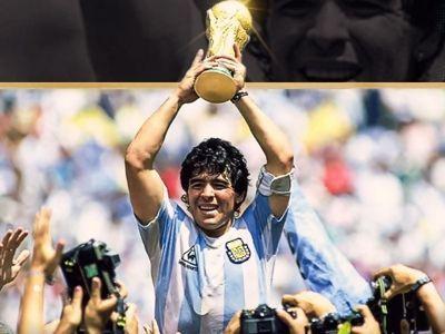 Maradona, el adiós a una leyenda del fútbol