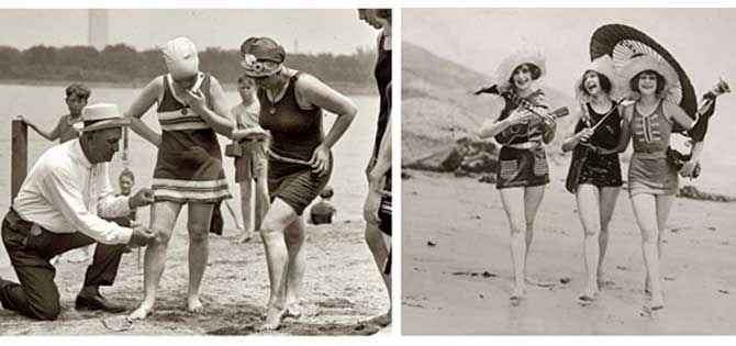 La llegada del bikini