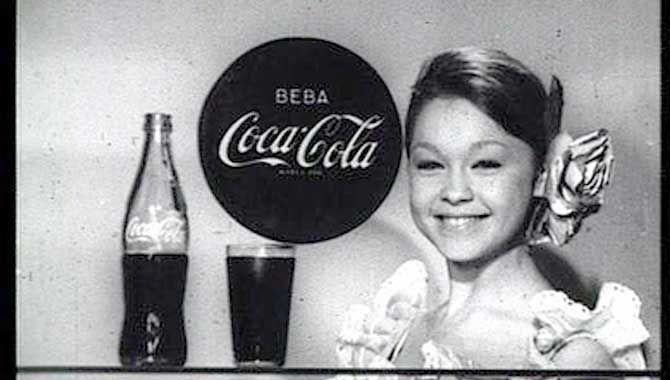 La publicidad televisiva en los 60'