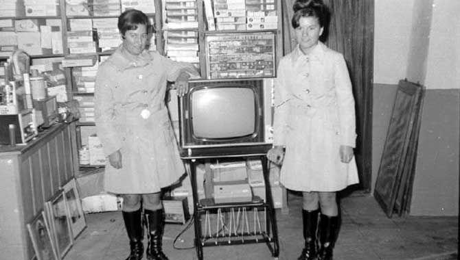 Las series de los 60'
