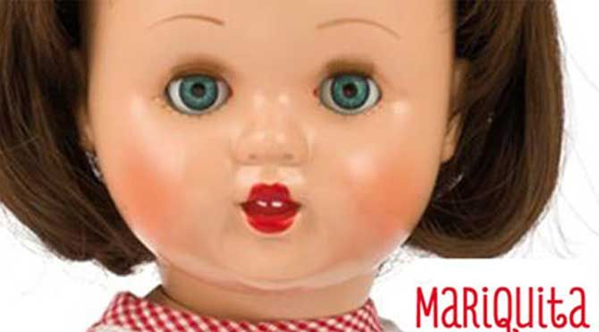 ¡Quiero una Mariquita Pérez!