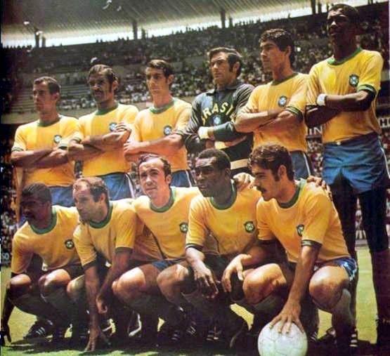 México 1970 ¡Jogo bonito!