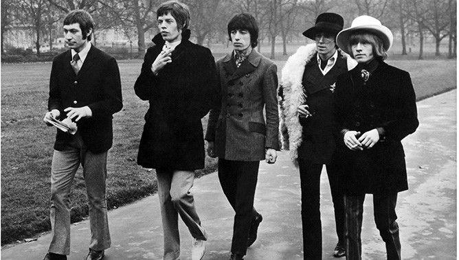 Los eternos Rolling Stones