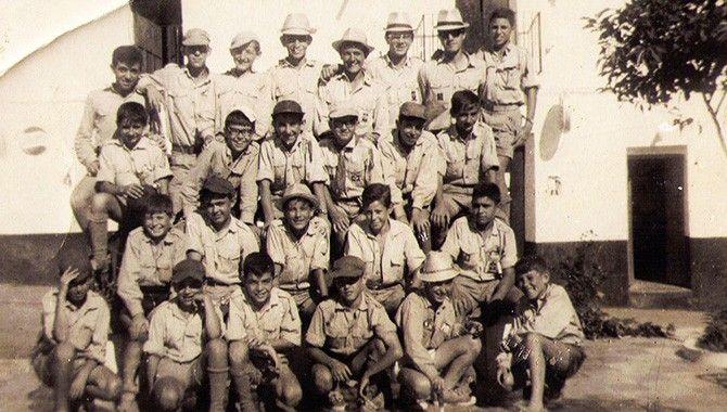 ¿Boys Scouts? Me suena ¿Quiénes son esos?