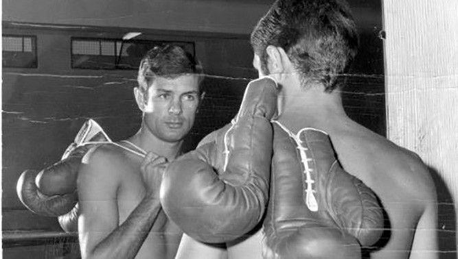Pedro Carrasco, el boxeador de los 'Puños de oro'