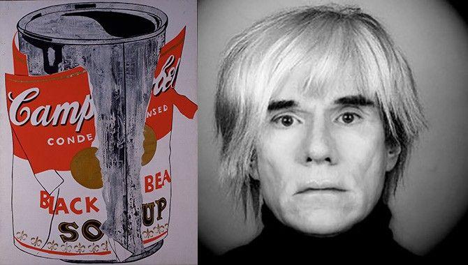 ¿Quién es ese tal Andy Warhol?