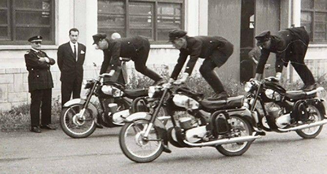 Exhibiciones policiales