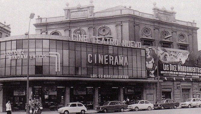 El Cinerama, 'Una de las maravillas del mundo'
