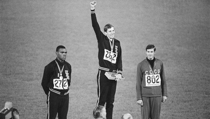 Dick Fosbury, el saltador de altura